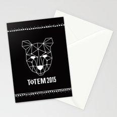 Totem Festival 2015 - White & Black Stationery Cards