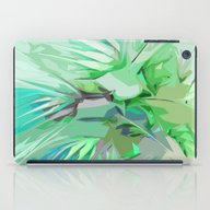 Palm Trees Abstract iPad Case