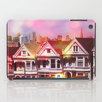 Painted Ladies - Remix iPad Case
