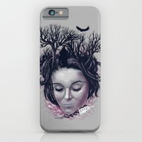 iPhone & iPod Case featuring Laura by Jorge Garza