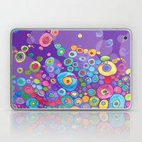 Inner Purple Laptop & iPad Skin