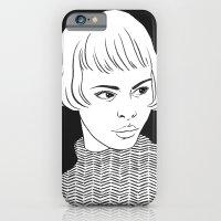 Chic Lady iPhone 6 Slim Case