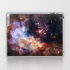 Star Cluster in the Milky Way Laptop & iPad Skin