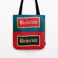Brüecult Tote Bag