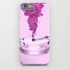 Pink Smoke iPhone 6 Slim Case