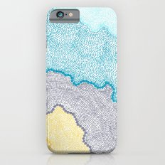 Color Waves Slim Case iPhone 6s