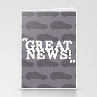 Great News Stationery Cards