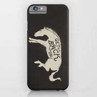 iPhone & iPod Case featuring Get Back Up  by Landon Sheely