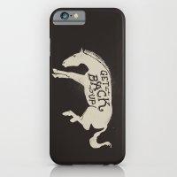 Get Back Up  iPhone 6 Slim Case