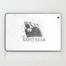 The Saint Bear Laptop & iPad Skin