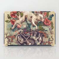 Dust Bunny iPad Case