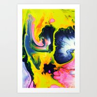Chaser Art Print