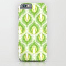 Green Dew Drops Slim Case iPhone 6s