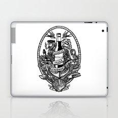 Cerveza Mustache Laptop & iPad Skin