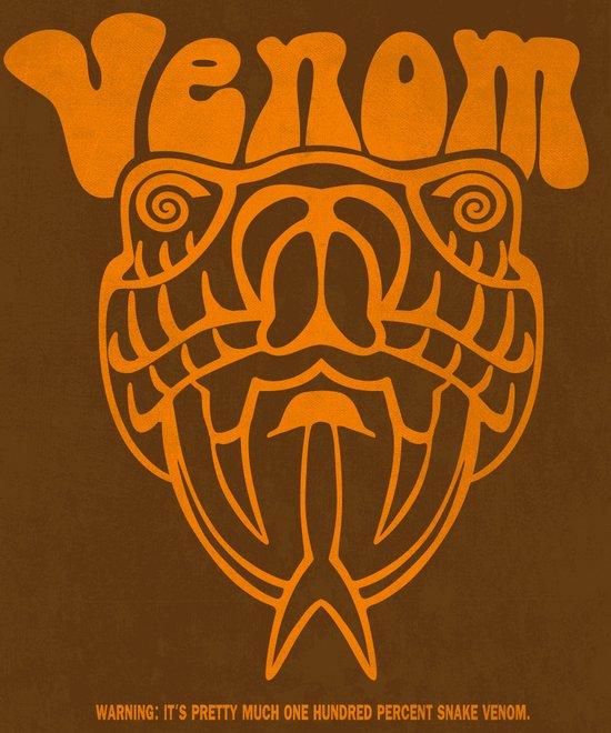 ANCHORMAN - Venom  Art Print