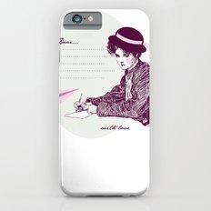 Lady Jane Slim Case iPhone 6s