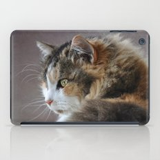 Cassie's Portrait iPad Case