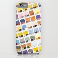 Poke-Pantone 1 (Kanto Region) iPhone 6 Slim Case