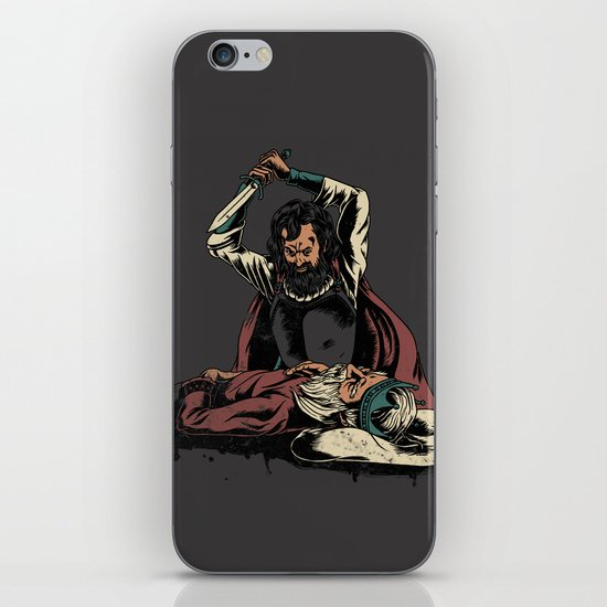 Macbeth iPhone & iPod Skin