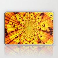 Oriental Sunburst. Laptop & iPad Skin