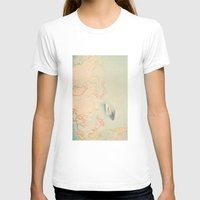map T-shirts featuring map by Ingrid Beddoes
