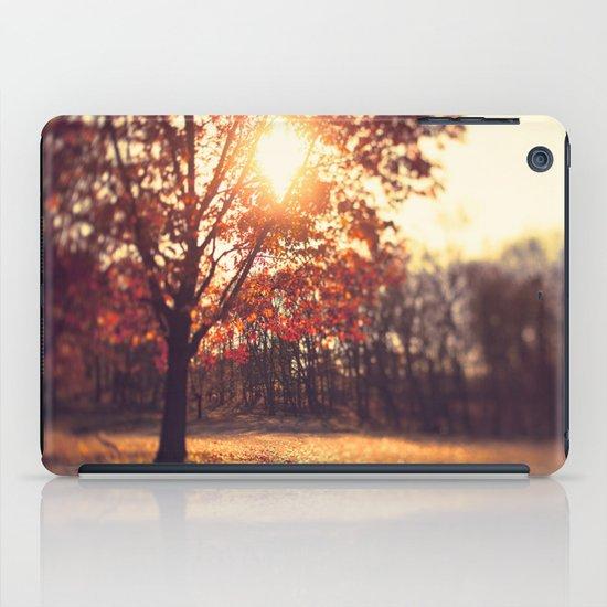 Autumn Sun  iPad Case