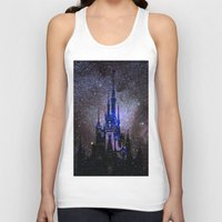 Fantasy Disney Unisex Tank Top