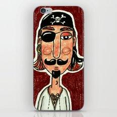 Pirate iPhone & iPod Skin