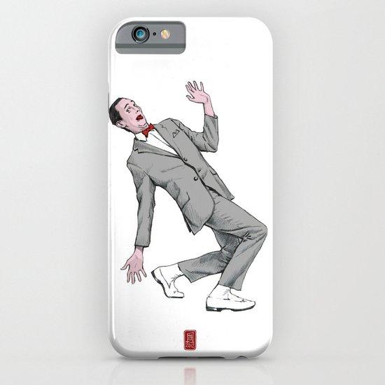 Pee Wee Herman #2 iPhone & iPod Case
