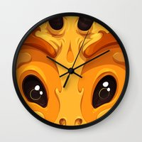 Pekoe Wall Clock