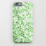 Pattern Mosaic Serie Gre… iPhone 6 Slim Case