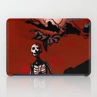 Wandering Skull iPad Case