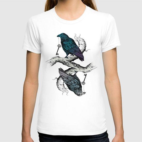 Raven's Key Night+Day T-shirt