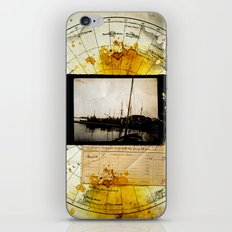 Ephemera 3 iPhone & iPod Skin