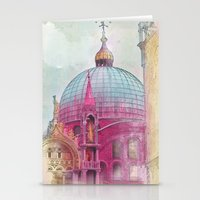 DREAMING OF SAN MARCO Stationery Cards