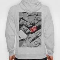 Red Brick Hoody