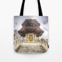 The Pagoda Battersea Par… Tote Bag