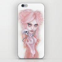 CharlotteWay Pink iPhone & iPod Skin