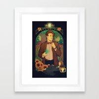 Geronimo! Framed Art Print