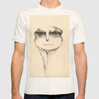 Lord Mens Fitted Tee Natural SMALL
