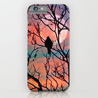 iPhone & iPod Case featuring Another moonwatcher by Pirmin Nohr