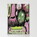 Cosmic Cooties Stationery Cards