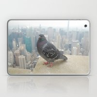 New York Pigeons Laptop & iPad Skin