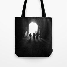 The Tunnels Tote Bag
