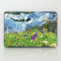 Experiment Am Berg 31 iPad Case