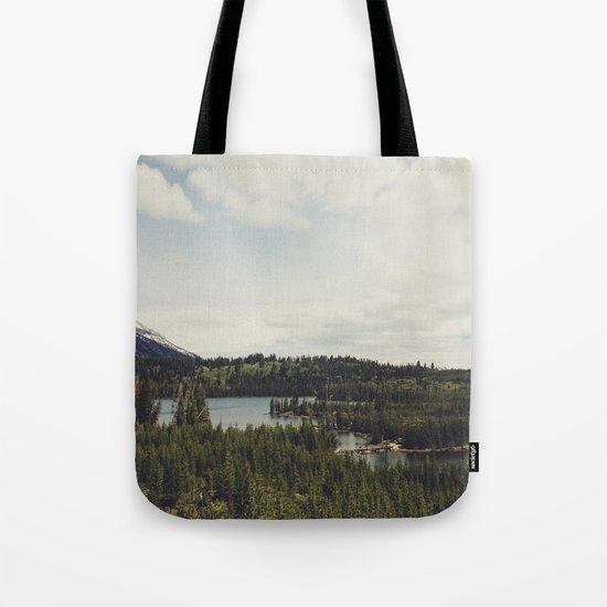 Taggart Lake Tote Bag