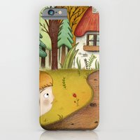 House In The Forest iPhone 6 Slim Case