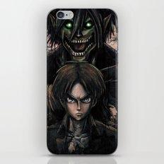 Attack On Titan  Shingek… iPhone & iPod Skin