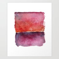 Rhea Art Print