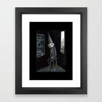 I am that I am Framed Art Print